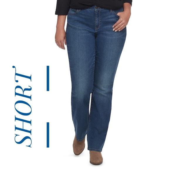 26c7d4ad6b Sonoma Jeans | Plus Size Curvy Fit Boot Cut | Poshmark